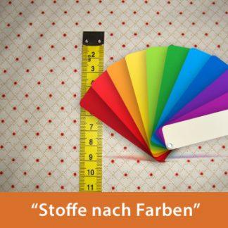 Stoffe sortiert nach Farben
