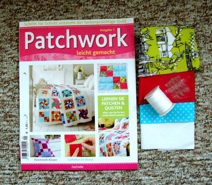 patchwork leicht gemacht die feine naht. Black Bedroom Furniture Sets. Home Design Ideas